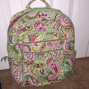 Vera Bradley backpack !